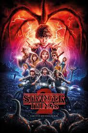 Stranger Things One Sheet Season 2 Poster Sold At Europosters
