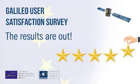 Satisfaction Survey Report Just Published Galileo User Satisfaction Survey Report