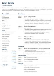 Good Resumes Templates Enchanting Resume Really Good Resume Templates Throughout A Good Resume