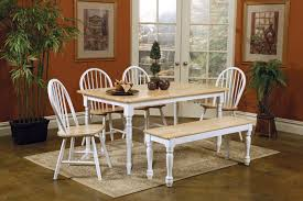 kitchen table sets with bench. white kitchen table and chairs set small butcher block bench sets with i