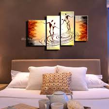 Modern Wall Paintings Living Room Dancing Art Promotion Shop For Promotional Dancing Art On