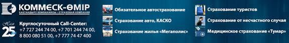 Медицинское страхование в Казахстане Что включает в себя полный   Медицинское страхование в Казахстане от компании Коммеск Өмір