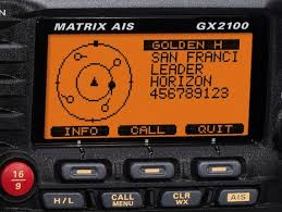 panbo the marine electronics hub standard horizon gx2100 aisrx standard horizon gx2100 close up jpg