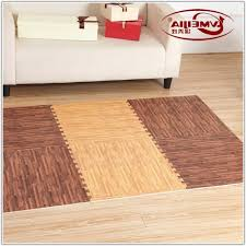 foam floor tiles wood grain