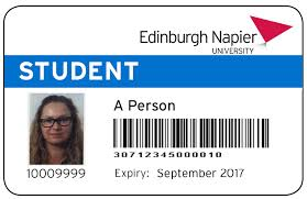 Identity Card Format For Student Id Cards