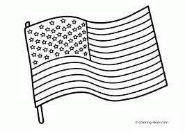 Small Picture Get This American Flag Coloring Pages Printable 31662