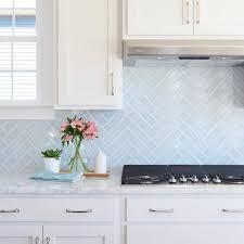 Light Blue Herringbone Tile Young House Love Lovely Blue Herringbone Tile Marble