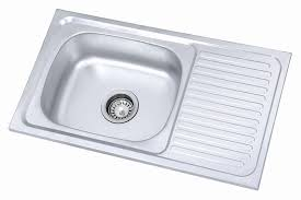 lovable single bowl stainless steel kitchen sink with drainboard single bowl stainless steel kitchen sink with
