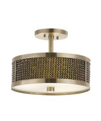 lucente lighting. Magnifying Glass Image Shown In Plated Antique Brass Finish Lucente Lighting E