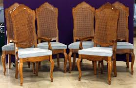 restful cane back dining chairs providing a thrilling attractive room with regard to 11