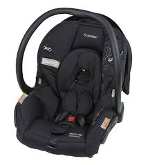 maxi cosi mico ap infant carrier devoted black front