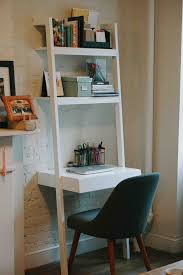 home office decorating ideas nyc. Plain Decorating Home Office  Leaning Desk In A Small Apartment Nyc  Decor On Home Office Decorating Ideas Nyc M