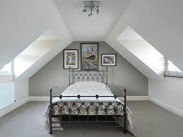 Loft Conversion Bedroom Design Ideas Minimalist