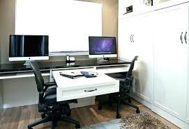 dual desks home office. Wonderful Home Dual Desk Home Office Furniture  Crafts Inside Dual Desks Home Office D