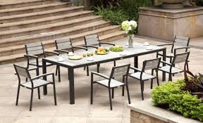 outdoor round table and chairs unique lush poly patio dining table ideas od patio table set