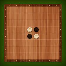 Wooden Othello Board Game Play Reversi Online Multiplayer Free Skill Board games 56
