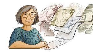 Google Doodle honors Japanese American ...