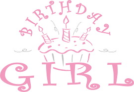 Small Picture Birthday Girl Clip Art Cliparts and Others Art Inspiration