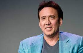 Nicolas Cage won't watch film where he ...