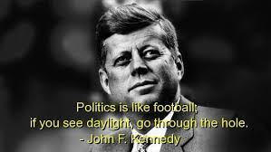 John F Kennedy Famous Quotes Sayings Best Politics Football New Best Football Quotes