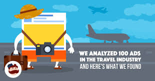 Travel Ads Weve Analyzed 100 Ads In The Travel Industry And Heres What Weve