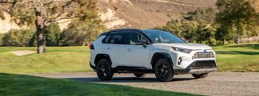 2019 Rav4 Color Chart 2019 Toyota Rav4 Hybrid Fuel Economy And Driving Range