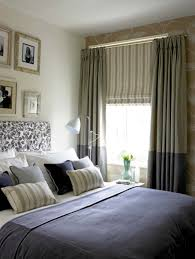 Short Length Bedroom Curtains Impressive Bedroom Curtains For Small Windows Top Ideas 2915