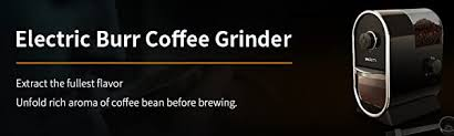 All of that is reflected in the price point, so in other words, you get what you pay for. Amazon Com Shardor Electric Burr Coffee Grinder Mill With 12 Adjustable Grinding Coffee Grinders With 12 Cups Black Kitchen Dining