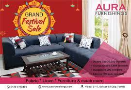 Grand Festival Sale Fabric Linen Furniture Much