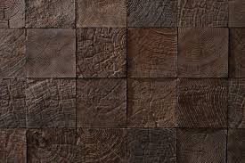 Enchanting Brown Cube Brick Exposed Textured Wall For Interior Modern  Living Areas Wall Finished Designs