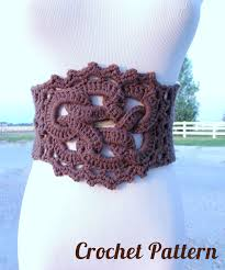 Crochet Belt Pattern Best Decoration