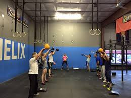 the 4 30pm cl last week tackling the deck of cards wod together