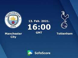 5:30pm, saturday 21st november 2020. Manchester City Tottenham Live Score Video Stream And H2h Results Sofascore