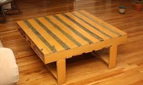 Tables Made Out Of Pallets Arlene Designs - HD Wallpapers