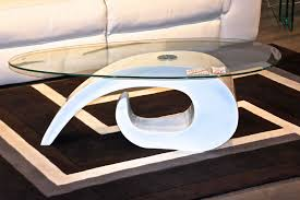 Indogate Com Table De Salon Blanc Laque