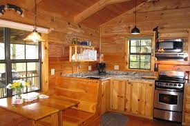 hot springs log cabins dine in your own private cabin