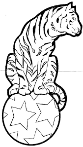 Small Picture Circus coloring pages tiger ColoringStar