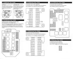 wiring diagram 2005 toyota sequoia wiring discover your wiring 2001 mercedes s cl fuse diagram