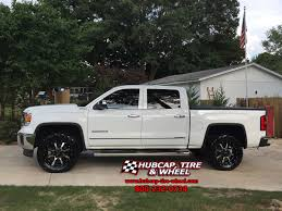 Our customer's 2015 Chevy Chevrolet Silverado 1500 with 20