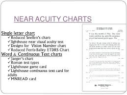 Jaeger Near Vision Chart Onourway Co