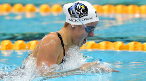 Kaylee isn't the only person in the mckeown family who feels at home in the water. Kaylee Mckeown Adds Individual Medley Win To Haul At Olympic Trials