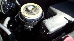How to change the fuel filter on Toyota Hilux Mk6 Vigo - YouTube