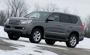 Lexus Stops Sales of 2010 GX460 After <em>Consumer Reports</em ...