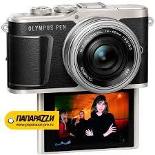Цифровой <b>фотоаппарат Olympus PEN E-PL9</b> Pancake Kit с 14-42 ...