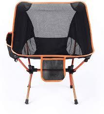 Portable <b>Folding Chair Outdoor</b> Fishing Beach Leisure Chair ...