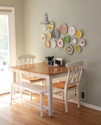how to design and hang a decorative plate wall by amandamedlin com