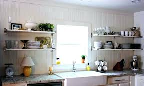 kitchen rack diy simple kitchen rack design fixer upper shelves open and cabinets in wall shelving