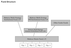 Master Feeder Structure Chart Unassociated Document