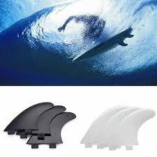 3PCS/SET <b>Surfboard</b> FCS Fins G5 Thruster Fin <b>Surfing</b> Accessories ...