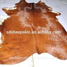 raw hide rug brown and white skins natural cowhide ikea canada